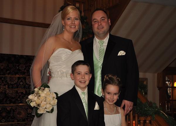 Jill & Chris - 12/31/2011