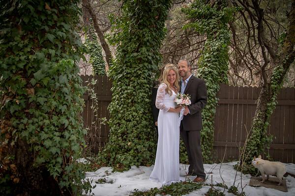 Corinne and Tyler's Sedona Wedding