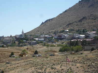 Virginia City Ride