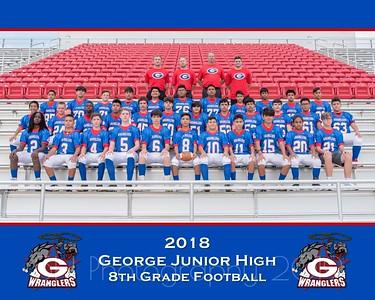 George Football- 8th Grade
