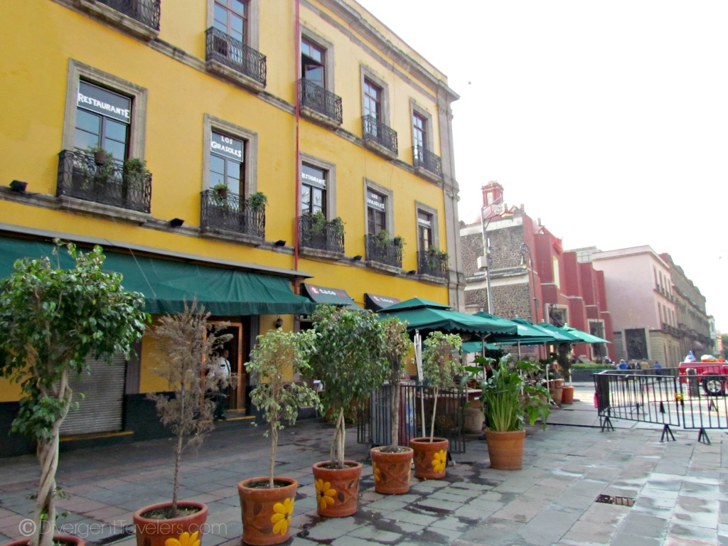 Guide on Where to Stay in Mexico City