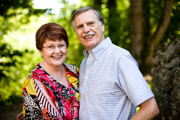John & Paula - July 2009