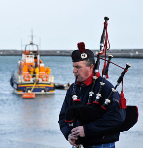 RNLI Christmas Eve Commemoration 2013