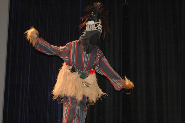 3rd Grade African Dance Celebration!