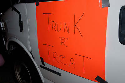 Harvest Trunk or Treat 2010