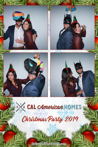 Cal American Homes Christmas Party (12/21/19)