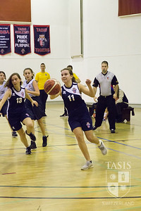 TASIS Middle School Basketball vs. ASM