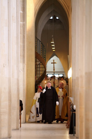 Guildford Cathedral Installation of New Dean