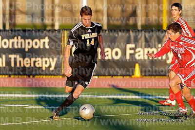 Soccer, Boys H.S. JV, St Anthonys #14 - 11.01.11