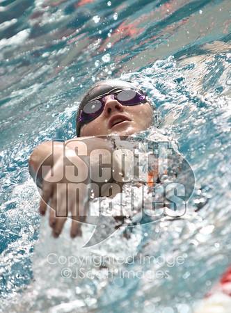 Charles City Decorah Union Swim Meet