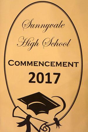 A.J. Graduation, May 26, 2017.