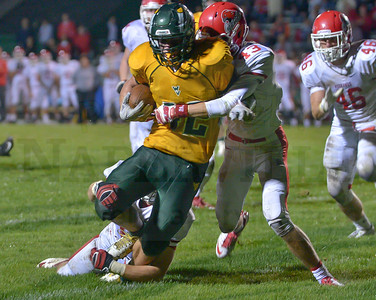 Football: Naperville Central at Waubonsie 9/19/2015