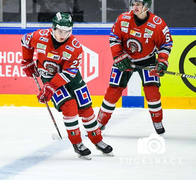 J20 SuperElit 2019/2020: Frölunda HC - Färjestad BK 2019-11-01