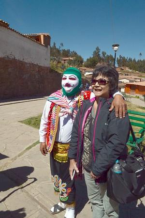 May - June Uyehara - Peru