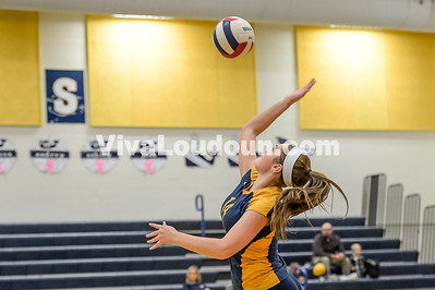 JV Volleyball:  Heritage vs Loudoun County 10.27.2016 (by Michael Hylton)