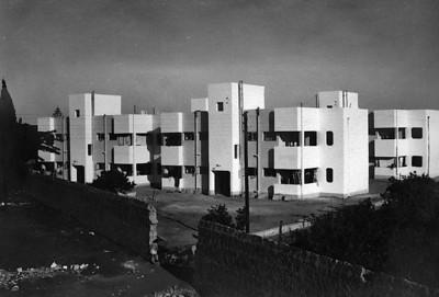 Cooperative Housing I-II-III, 1931-1933