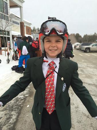 Ski Holiday 2015