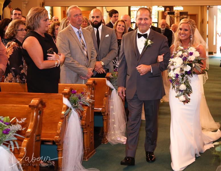 Heather and Derek Wedding Ceremony
