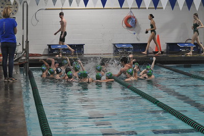 County A 11-Dive Meet