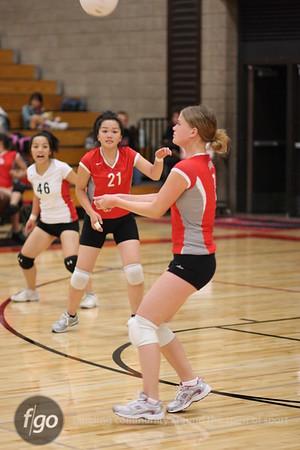 Southwest v Henry Volleyball 10-1-09