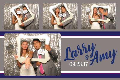 Amy & Larry's Wedding