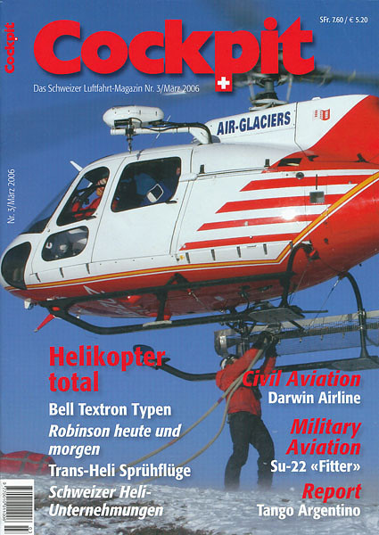 Cockpit - Magazine Cover No.3 2006