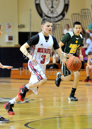 St. Catharine vs HGA Boys Basketball