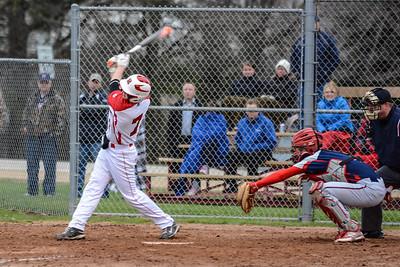 2014 Baseball Mt. Horeb Vs Reedsburg May1