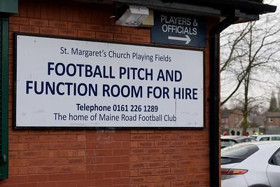 Maine Road FC (a) L 4-3