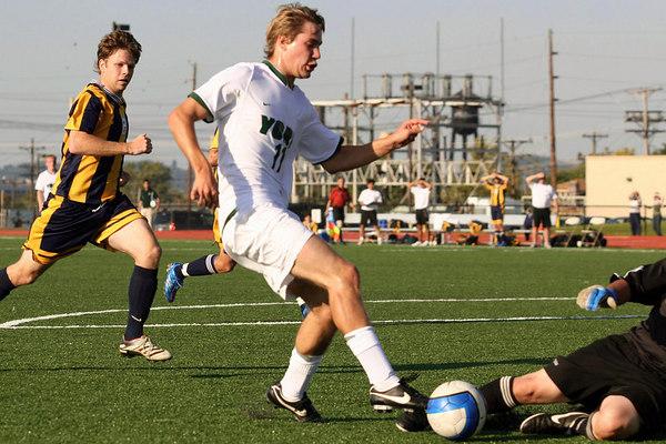 men's soccer - 10/9/06