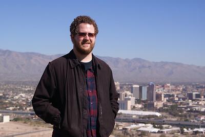 Greg Visits Tucson 2013