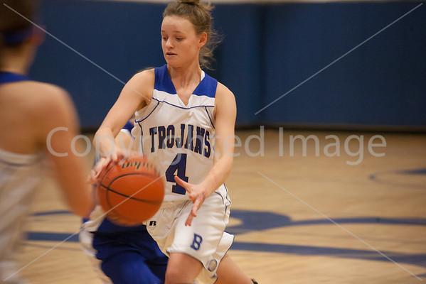 1/13/15 Girls Varsity Basketball