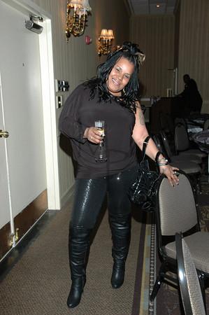 Black Party @ the St. Regis Hotel
