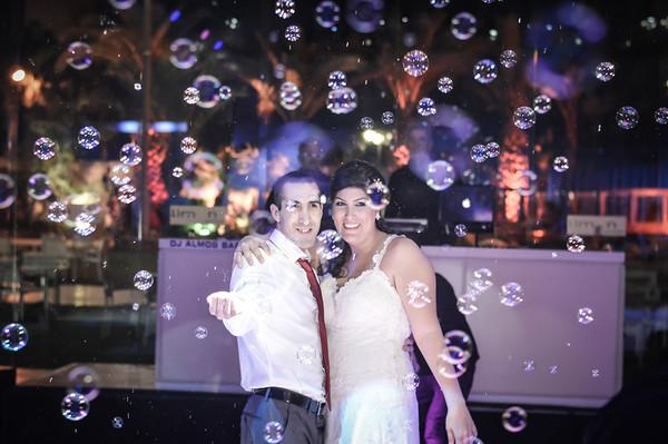 Tsahi and Ayelet Wedding