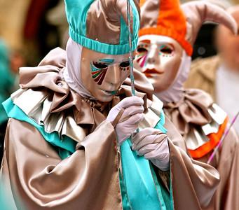Fêtes, carnavals, festivals