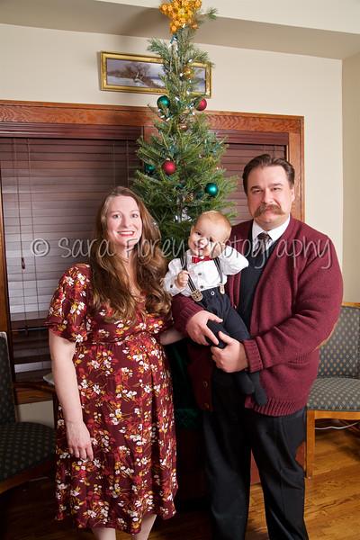 Rudebusch Family