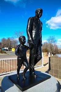 JFK Memorial Inauguration