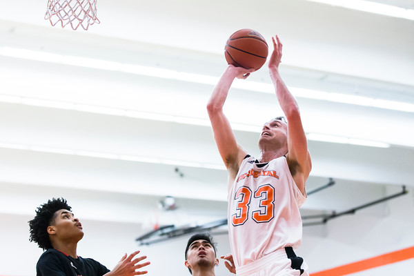 Occidental Men's Basketball vs Pacific (Oregon) (12-19-2018)