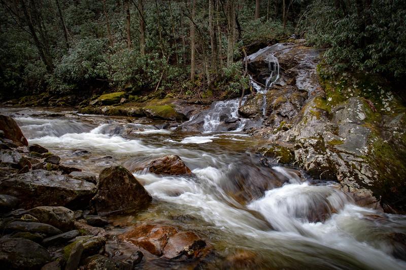 Big East Fork Trail (#357)