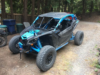 2018, CAN AM, Maverick XRC