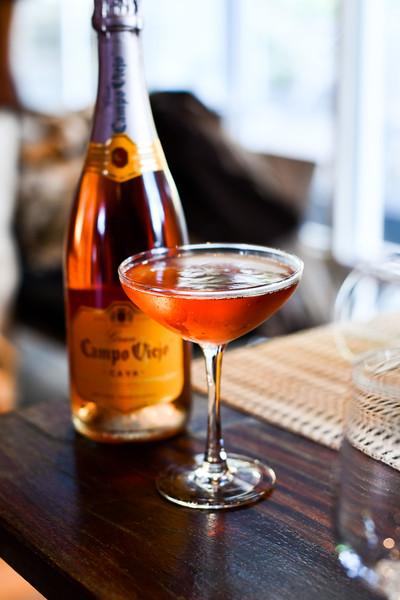 050719 Campo Viejo Winemaker Event at Gitano Jungle Room
