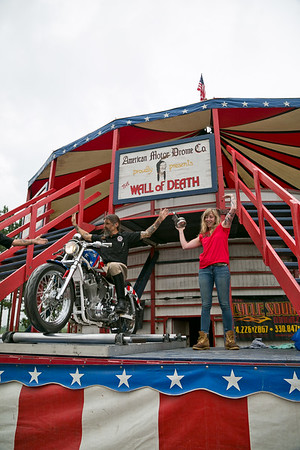 2015 AMA Vintage Motorcycle Days Event Photos