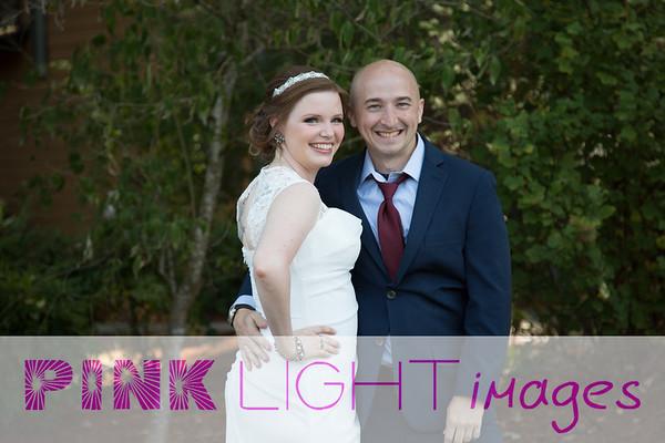 WEDDING: Becka & Chris - Doctor Who Wedding  07/28/18