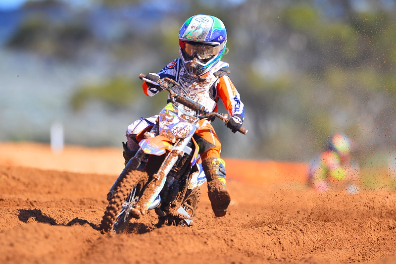 Australian Junior MotoX Nationals Practise Day 2016