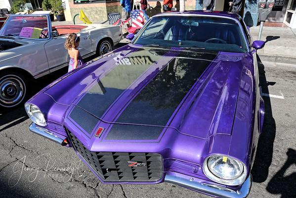 24th Annual Alameda  Classic Car Show- Oct.14,2017