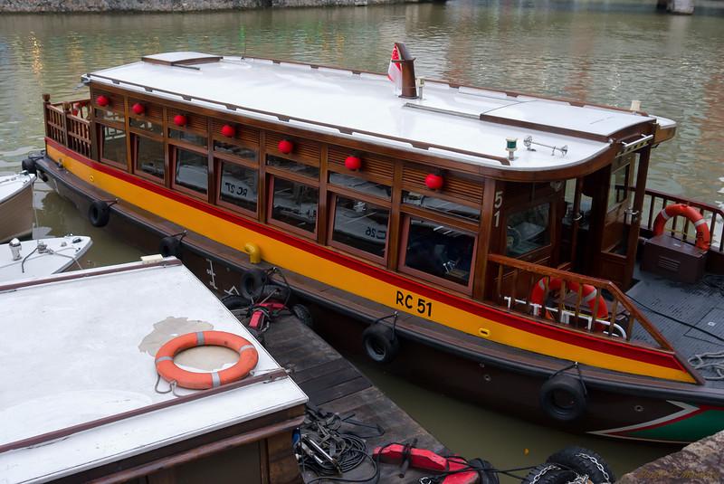 Singapore Boat