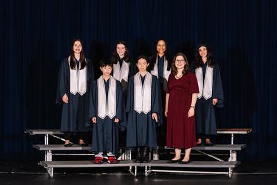 2021 Junior High Choir