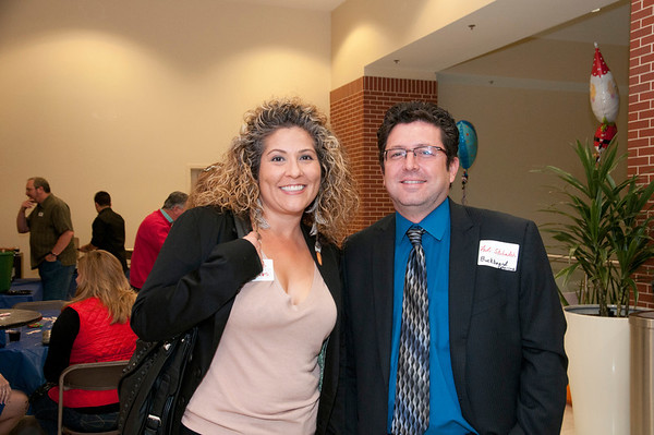 East County Chamber Mixer at Crunch Fitness