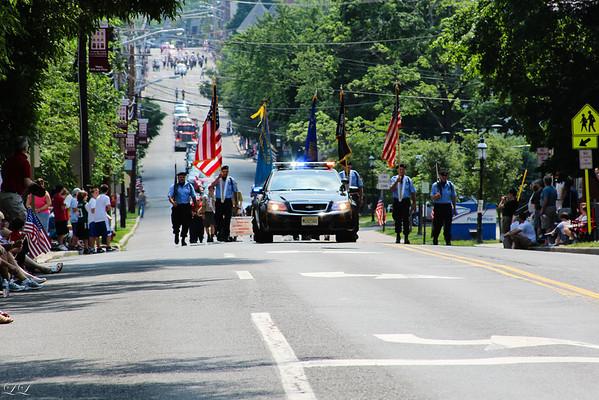 Tri Boro Memorial Day Parade 2012
