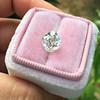 2.71ct Cushion Cut Diamond GIA E, SI1 3